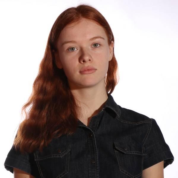 profilová fotografia hosteska